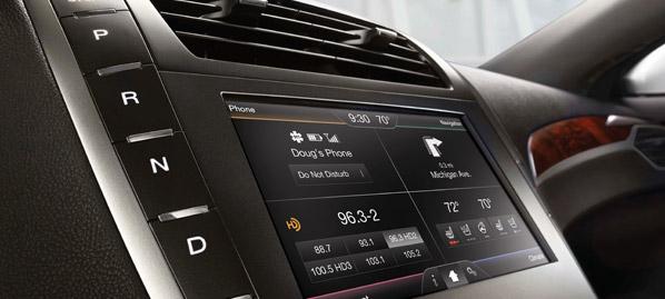 Lincoln MKZ push button shift Raleigh