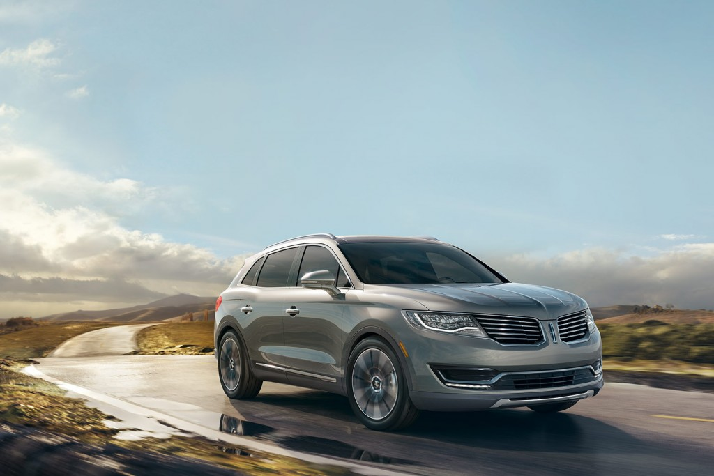 2016 Lincoln MKX Raleigh
