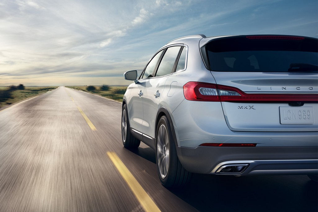 2016 Lincoln MKX all wheel drive Raleigh