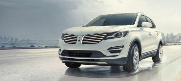 2016 Lincoln MKC intelligent AWD